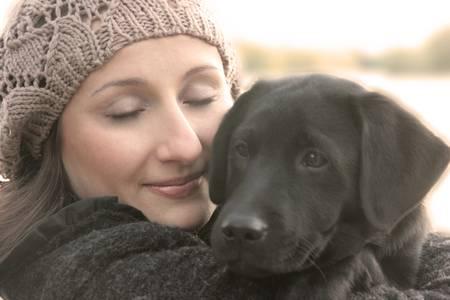 Studie: Mit Hund schläft es sich meist besser ...